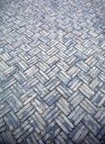 διαμορφωμένη πάτωμα πέτρα Στοκ Εικόνες
