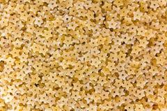 διαμορφωμένο ζυμαρικά αστέρι stelle Στοκ Εικόνα
