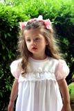 διαμορφωμένο κορίτσι παλ& Στοκ Εικόνες