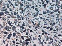 Διαμορφωμένο πάτωμα βεράντας σύστασης, γυαλισμένο backgro σχεδίων πετρών Στοκ εικόνες με δικαίωμα ελεύθερης χρήσης