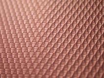 Διαμορφωμένο ροζ έδαφος Στοκ φωτογραφία με δικαίωμα ελεύθερης χρήσης