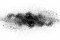 Διανεμημένη σκόνη Στοκ Εικόνες
