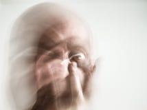 Διανοητηκή διαταραχή Στοκ φωτογραφία με δικαίωμα ελεύθερης χρήσης