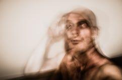 Διανοητηκή διαταραχή Στοκ Φωτογραφία