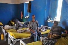 Διανοητικό νοσοκομείο Berbera Στοκ Φωτογραφίες