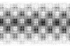 Διανυσματικά ημίτοά μαύρα σημεία Στοκ Εικόνες