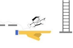 Διανυσματικά κινούμενα σχέδια Ελεύθερη απεικόνιση δικαιώματος