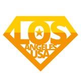 Διανυσματικά λογότυπα των Ηνωμένων Πολιτειών της Αμερικής Στοκ Φωτογραφίες
