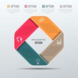 Διανυσματικά στοιχεία για infographic Στοκ Φωτογραφία