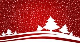 διανυσματικά Χριστούγεν& Στοκ φωτογραφία με δικαίωμα ελεύθερης χρήσης