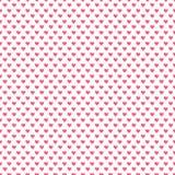 Διανυσματικές καρδιές leatle doodle χαριτωμένες Άνευ ραφής σχέδιο για το τύλιγμα δώρων, τα συγχαρητήρια, τις γαμήλιες προσκλήσεις Στοκ Εικόνες