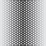 Διανυσματική ανασκόπηση Αφηρημένο μαύρο, γκρίζο και άσπρο σχέδιο πολυγώνων Στοκ Φωτογραφία
