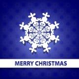 Διανυσματική ανασκόπηση Χριστουγέννων Στοκ Εικόνες