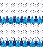 Διανυσματική απεικόνιση εικονοκυττάρου σχεδίων Χριστουγέννων του νέου έτους στοκ φωτογραφία με δικαίωμα ελεύθερης χρήσης