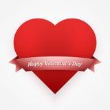 Διανυσματική απεικόνιση καρδιών Στοκ Εικόνα