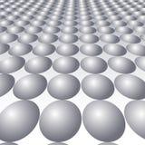 Διανυσματική απεικόνιση με την αφηρημένη ελαφριά δομή τεχνολογίας Στοκ Φωτογραφία