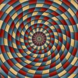 Διανυσματική απεικόνιση με το μωσαϊκό διανυσματική απεικόνιση