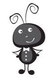 Διανυσματική απεικόνιση μυρμηγκιών Στοκ Φωτογραφία