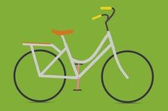 Διανυσματική απεικόνιση ποδηλάτων Στοκ Εικόνες