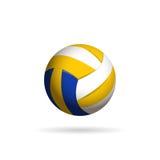 Διανυσματική απεικόνιση σφαιρών πετοσφαίρισης Στοκ εικόνα με δικαίωμα ελεύθερης χρήσης