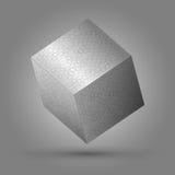 Διανυσματική απεικόνιση του κύβου Στοκ εικόνες με δικαίωμα ελεύθερης χρήσης
