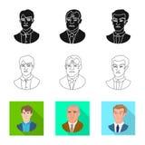 Διανυσματική απεικόνιση του ματ και του λεπτού συμβόλου Συλλογή του συμβόλου αποθεμάτων ματ και στόχων για τον Ιστό απεικόνιση αποθεμάτων