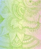 Διανυσματική απεικόνιση του σχεδίου doodle Στοκ Φωτογραφίες