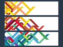 Διανυσματική απεικόνιση του infographic εμβλήματος επιλογών Στοκ Εικόνα