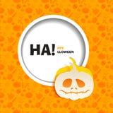 Διανυσματική απεικόνιση των πορτοκαλιών άνευ ραφής σχεδίων Στοκ φωτογραφία με δικαίωμα ελεύθερης χρήσης