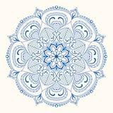 Διανυσματική απεικόνιση Mandala Στοκ φωτογραφία με δικαίωμα ελεύθερης χρήσης