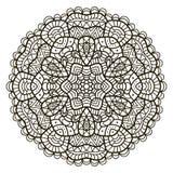 Διανυσματική απεικόνιση Mandala Στοκ Φωτογραφία