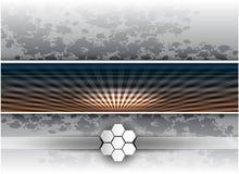 Διανυσματική αφηρημένη απεικόνιση Στοκ φωτογραφία με δικαίωμα ελεύθερης χρήσης