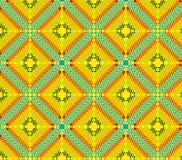 Διανυσματική γεωμετρία σχεδίων Στοκ Φωτογραφίες