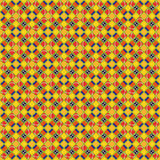 Διανυσματική γεωμετρία 7 σχεδίων Στοκ Εικόνα