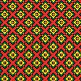 Διανυσματική γεωμετρία σχεδίων Στοκ φωτογραφίες με δικαίωμα ελεύθερης χρήσης