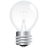 Διανυσματική λάμπα φωτός στοκ εικόνες με δικαίωμα ελεύθερης χρήσης