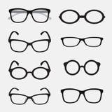 Διανυσματική ομάδα γυαλιά ελεύθερη απεικόνιση δικαιώματος