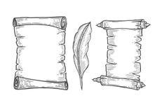 Διανυσματική συρμένη χέρι απεικόνιση Απεικόνιση αποθεμάτων
