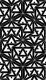 Διανυσματική σύγχρονη άνευ ραφής ιερή γεωμετρία σχεδίων ελεύθερη απεικόνιση δικαιώματος