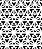 Διανυσματική σύγχρονη άνευ ραφής ιερή γεωμετρία σχεδίων διανυσματική απεικόνιση