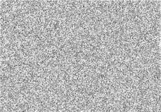 Διανυσματική τηλεοπτική παρέμβαση διανυσματική απεικόνιση