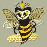 Βασίλισσα μελισσών Στοκ Φωτογραφία