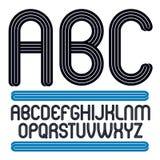 Διανυσματική φοβιτσιάρης κύρια συλλογή επιστολών αλφάβητου, καλύτερα για τη χρήση ι διανυσματική απεικόνιση