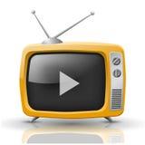 Διανυσματική TV Στοκ Φωτογραφίες