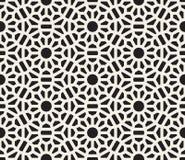 Διανυσματικό άνευ ραφής γραπτό Floral σχέδιο δαντελλών Στοκ φωτογραφία με δικαίωμα ελεύθερης χρήσης