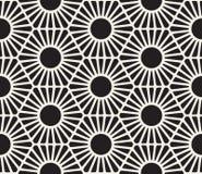 Διανυσματικό άνευ ραφής γραπτό Floral σχέδιο δαντελλών ελεύθερη απεικόνιση δικαιώματος