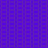Διανυσματικό άνευ ραφής μπλε υπόβαθρο διακοσμήσεων Στοκ εικόνες με δικαίωμα ελεύθερης χρήσης