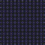 Διανυσματικό άνευ ραφής μπλε υπόβαθρο διακοσμήσεων Στοκ Φωτογραφία