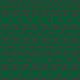 Διανυσματικό άνευ ραφής πράσινο υπόβαθρο διακοσμήσεων Στοκ φωτογραφία με δικαίωμα ελεύθερης χρήσης