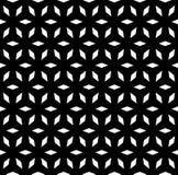 Διανυσματικό άνευ ραφής σχέδιο, απλή γεωμετρική διακόσμηση Στοκ Εικόνα